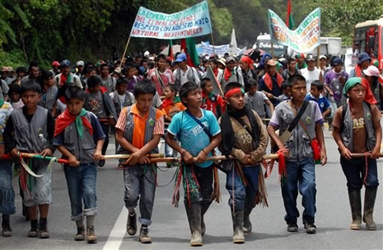 La Corte Constitucional de Colombia ordena al Gobierno proteger a los nasa yuwe, la gente del agua